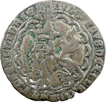 Flandre (comté de), Louis II de Male, double gros dit botdraeger