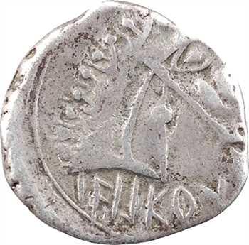 Cavares, drachme IALKOVESI, c.Ier s. av. J.-C.