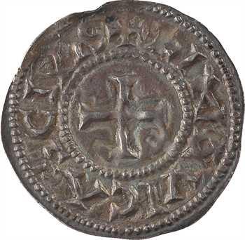 Limoges (vicomté de), grand denier, Limoges, Xe s.