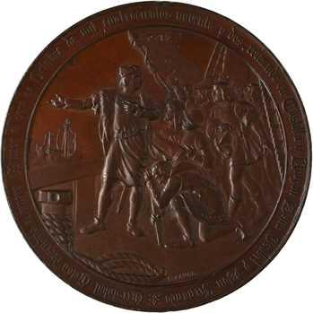 Espagne, 400e anniversaire de la découverte des Amériques par Christophe Colomb, 1892 Madrid