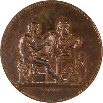 IIIe République, prix d'enseignement du dessin, 1884 Paris