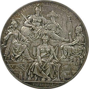 Chaplain (J.-C.) : épreuve n° 2 pour la Commission du mètre de 1875, 1872-1874