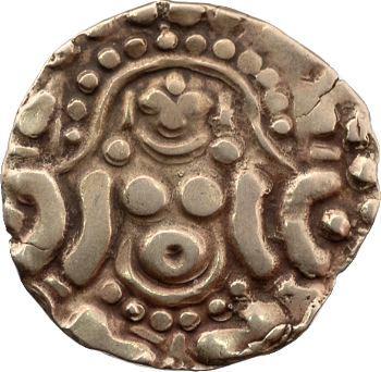 Inde, Dynastie Gaharvar du Hanandj, Govinda Tchandra (1114-1154), statère d'or