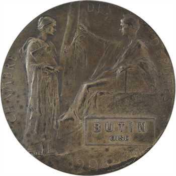 IIIe République, Chambre des Députés, Octave Butin (Oise), 1906 Paris