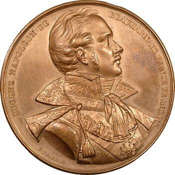 Charles X, Eugène Napoléon par Gayrard, 1824 Paris