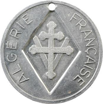Algérie, médaille, De Gaulle appelé par l'Algérie française, 1958