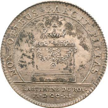 Paris (ville de), Jérôme Bignon, prévôt des marchands, 1711