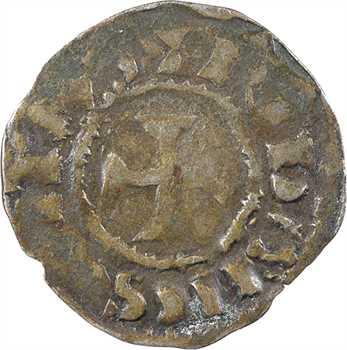 Bretagne (duché de), Conan II, denier, s.d. Rennes