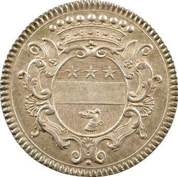 Bourgogne, Joseph Jarry, élu des États de Bourgogne, s.d. (1734)