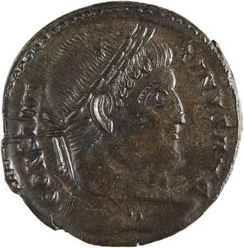 Constantin Ier le Grand, nummus, Trèves, 2e officine, 323-324
