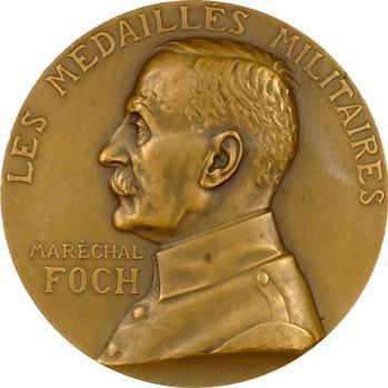 Prud'homme (G.-H.) : Maréchal Foch, œuvre de l'orphelinat, s.d. Paris