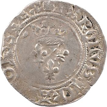 Charles VI (duc de Bourgogne), florette 2e émission, variété à l'étoile collée, Châlons-en-Champagne