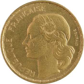IVe République, essai de 50 francs G. Guiraud, 1950 Paris