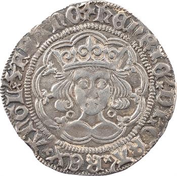 Calais (territoire de), Henry VI, gros aux annelets, Calais