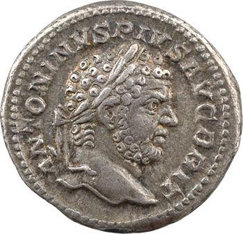 Caracalla, denier, Rome, 210-213