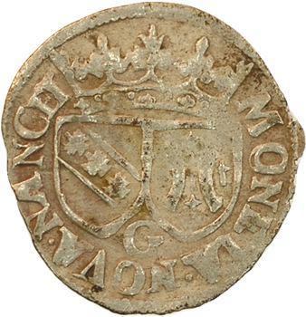 Lorraine (duché de), Henri II, gros aux légendes inversées, s.d. Nancy