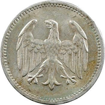 Allemagne (Empire d'), 1 mark, 1924 Berlin