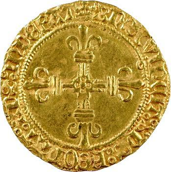Louis XI, écu d'or au soleil, Toulouse
