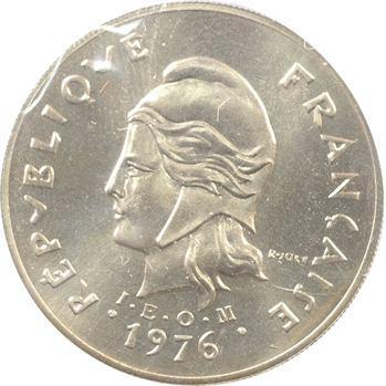 Polynésie (Océanie), essai de 100 francs, 1976 Pessac