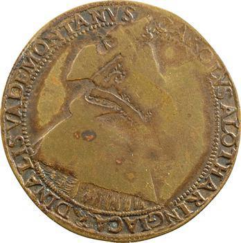 Toul (évêché de), Charles de Lorraine, cardinal de Vaudémont, jeton, s.d. (c.1580-1587)
