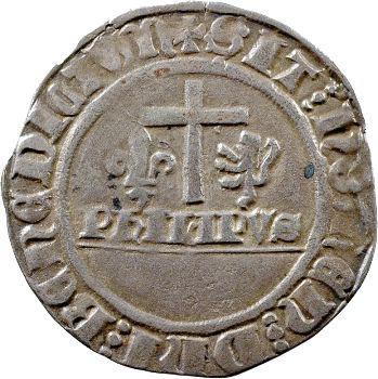 Bourgogne (duché de), Philippe le Bon, grand blanc aux écus, Auxonne