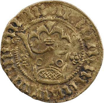 Saint Empire, Sigismond de Luxembourg, méreau à la couronne, s.d