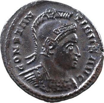 Constantin Ier le Grand, nummus, Londres, 320-321