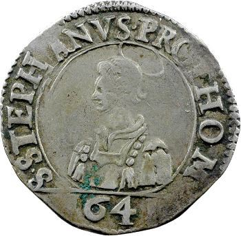 Metz (ville de), franc messin de 12 gros, 1641 Metz