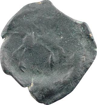 Carnutes, bronze au loup SNIA, 60-40 av. J.-C