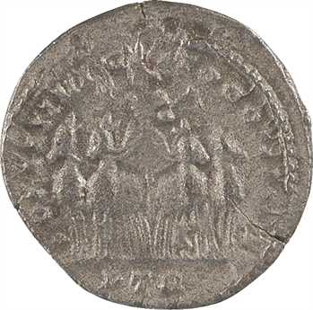 Maximin II Daia, argenteus, Trèves, 309-313