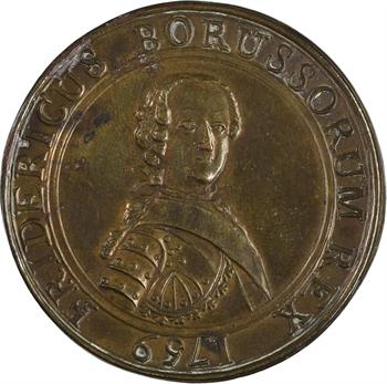 Allemagne, Prusse, Frédéric le Grand et ses victoires, 1759