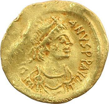 Justinien Ier, trémissis, Constantinople, 527-565