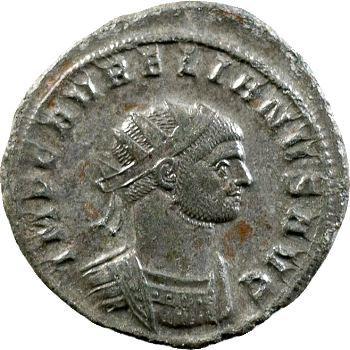 Aurélien, aurelianus, Siscia, 274-275