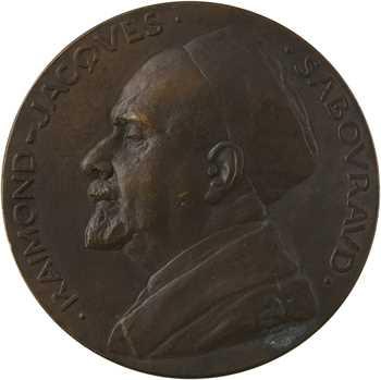 Pommier (A.) : Raymond Sabouraud (hôpital Saint Louis), 1889-1929