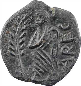 Volques Arécomiques, bronze au Démos, Ier s. av. J.-C.