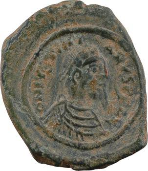 Justinien Ier, 16 nummi, Thessalonique, 552-562