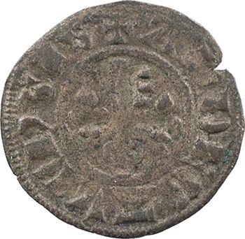Anjou (comté d'), Charles III, obole, s.d. Angers
