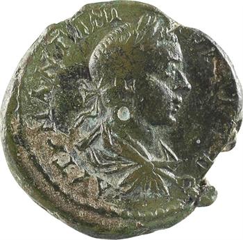 Moésie inférieure, Odessa, Élagabale, diassaria ou AE 25, 218-222