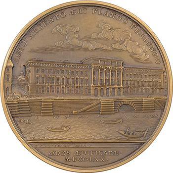 Éthiopie/France, le Ras Mekonnen (Makonnen) visite la Monnaie de Paris, 19 juillet 1902 Paris