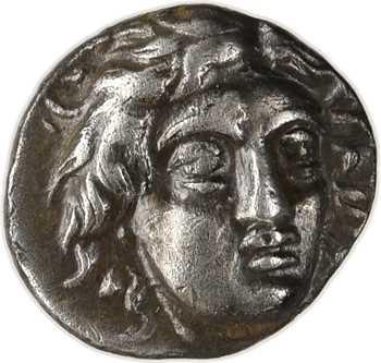 Carie, Rhodes, hémidrachme, 304-166 av. J.-C