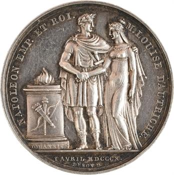 Premier Empire, mariage avec Marie-Louise, 1810 Paris