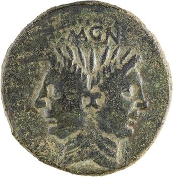 Sextus Pompée, as, Sicile, 43-36 av. J.-C
