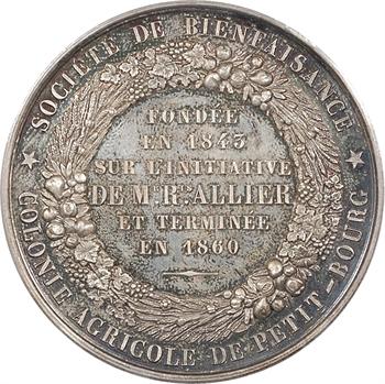 Seine-et-Oise, colonie agricole et pénitentiaire de Petit-Bourg, 1860 Paris