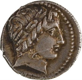 Vergilia, denier, Rome, 86 av. J.-C