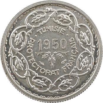 Tunisie (Protectorat français), Mohamed Lamine, 10 francs, 1950 Paris