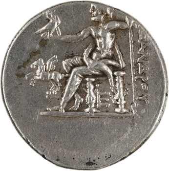 Macédoine, au nom d'Alexandre le Grand, tétradrachme, Alabanda, c.173-167 av. J.-C