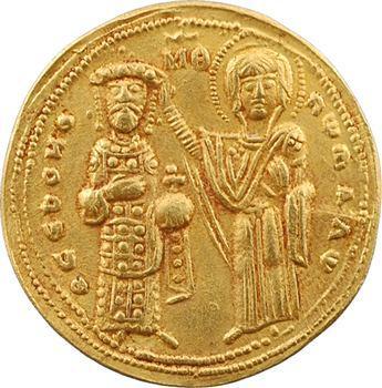 LOT RETIRÉ – MODERN FORGERY – Romain III, histamenon nomisma, Constantinople, 1028-1034