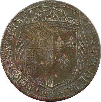 Béarn, Marguerite de Valois, 1574 Paris