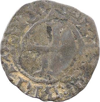 Bretagne (duché de), Jean V, double tournois, s.d. (après 1436) Vannes