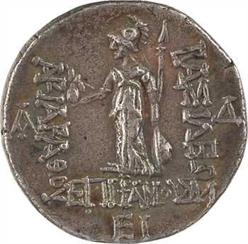 Cappadoce (Royaume de), Ariarathes VI, drachme, c.116 av. J.-C.